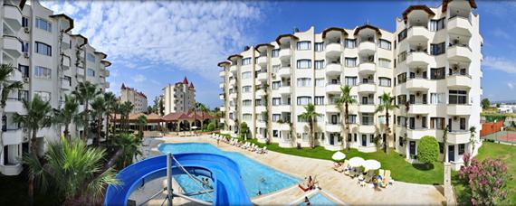 Club Sun Heaven 4*, Turkija