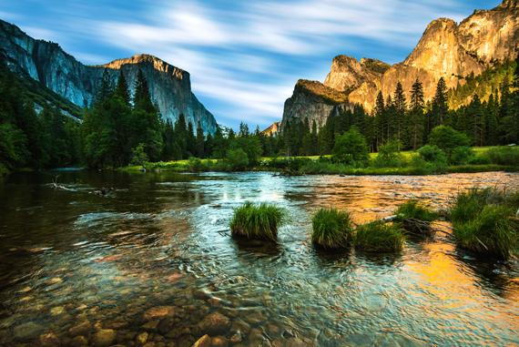 Josemičio nacionalinis parkas, JAV