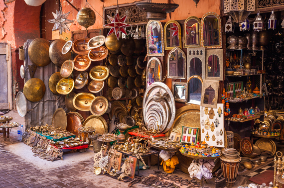 Marakešas, Marokas