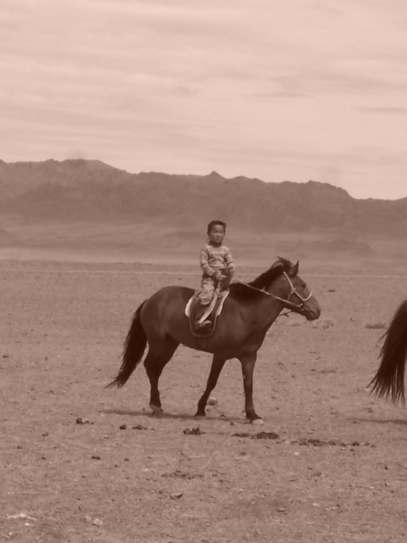 Mongolija,
