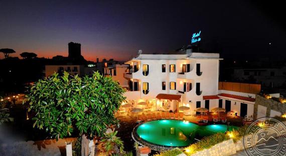 Park Victoria (Forio) 3*, Italijoje