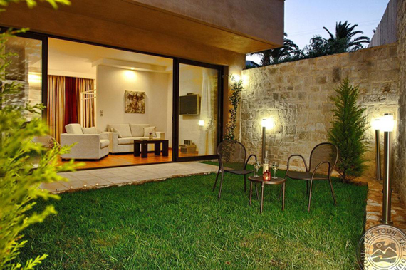 Eva Mare Hotel & Apartments 4*, Kretoje