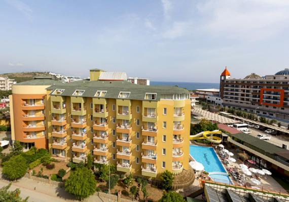 Hotel Magnolia 4*, Turkijoje