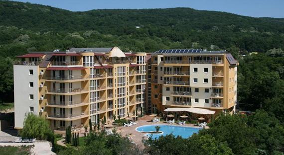 JOYA PARK COMPLEX 4*, Auksinės kopos, Bulgarija