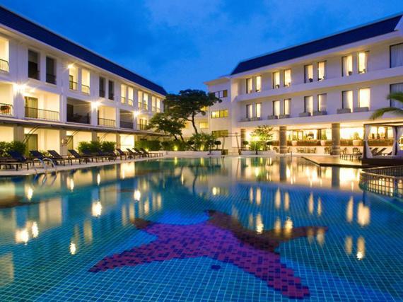 Patong Resort 3*, Tailande