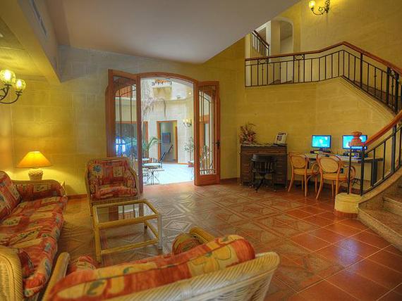 St. Patrick's hotel 4*, Maltoje
