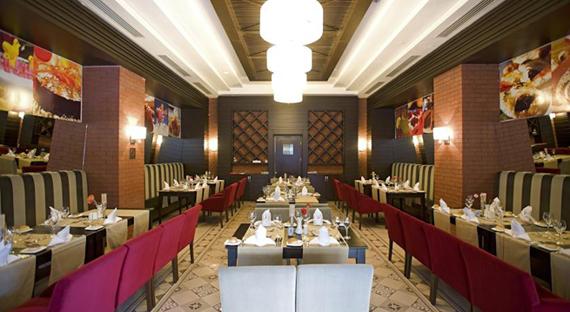 Crystal De Luxe Resort & SPA 5*, Turkijoje