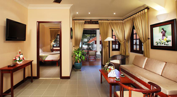 Phu Hai Resort 4*, Vietnamas