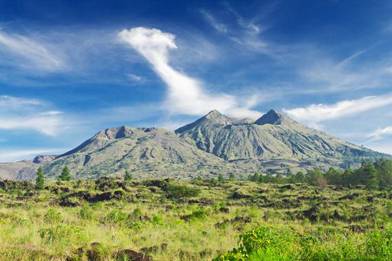 2 Baturo ugnikalnis