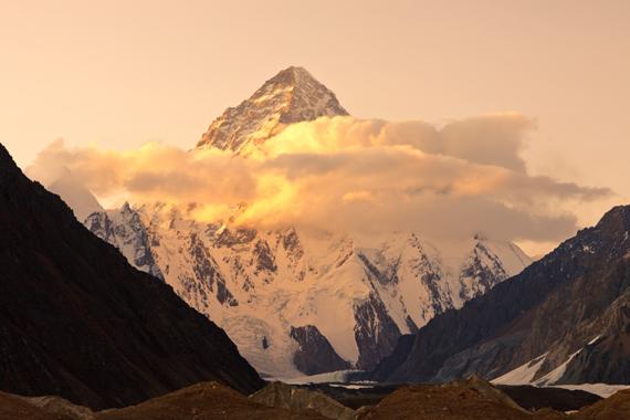 Čogoris, Pakistano ir Kinijos pasienis