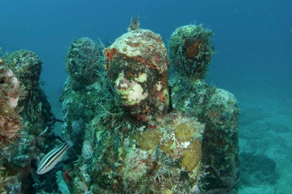 2 povandeninis muziejus