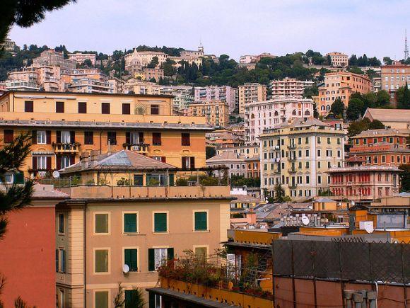 Ką aplankyti Genujoje. Ką pamatyti netoliese