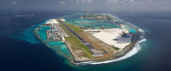 Hulhulé salos oro uostas