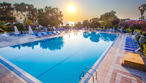 Continental Palace 4* viešbutis Koso saloje, Graikijoje