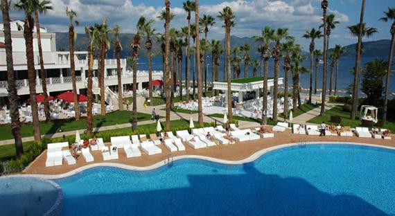 IDEAL PRIME BEACH 5*, Marmaris, Turkija
