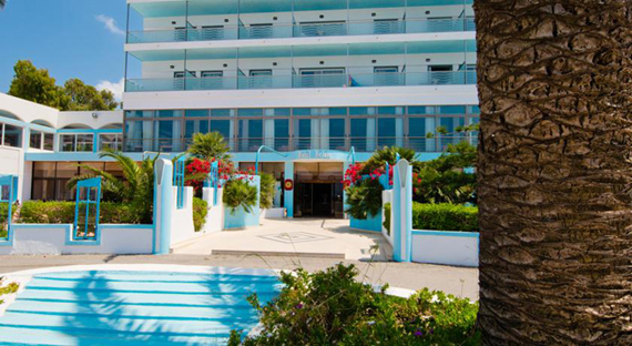 Belair Beach Hotel 4*, Rodo saloje