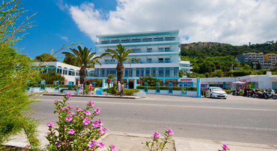 Belair Beach 4*, Rode, Graikijoje