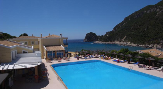 ROSA BELLA CORFU SUITE HOTEL & SPA 4*, Korfu, Graikija