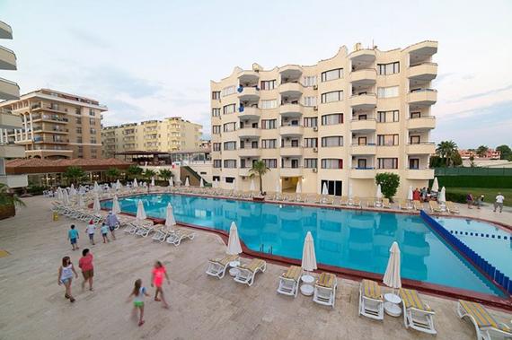Club Sun Heaven 4*, Turkijoje