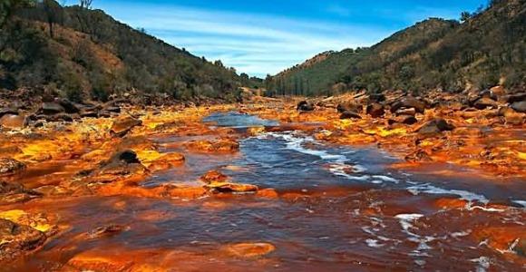 Rio Tinto upė