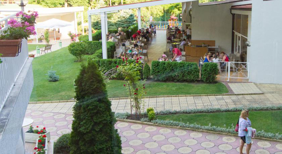 Madara Hotel Smartline 4*, Bulgarijoje
