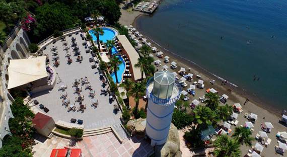 Light House Hotel 4*, Bodrume Turkijoje