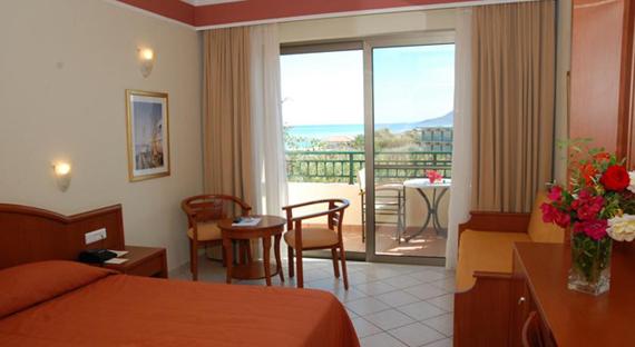Hydramis Palace 4*, Kreta