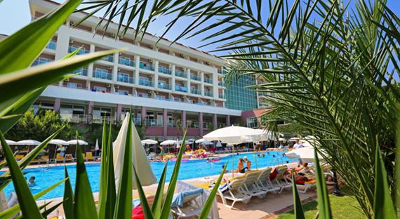 Primasol Telatiye Resort 5*, Turkijoje