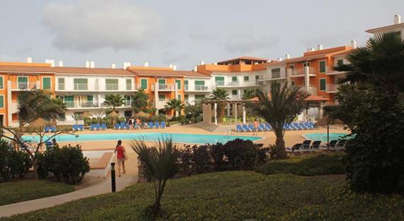 AGUA HOTELS SAL VILA VERDE 4*, Žaliasis Kyšulys