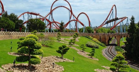 t Aventura atrakcionų parkas