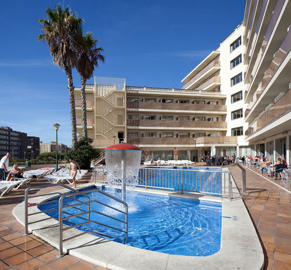H. TOP ROYAL STAR LLORET 4* viešbutis Ispanijoje