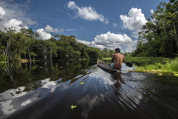 Amazonės baseinas