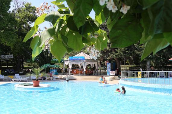 Koral 4* viešbutis Bulgarijoje