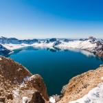 Dangiškasis ežeras, Kinija