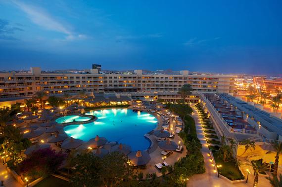 Sindbad Club Aque Hotel 4*, Egipte