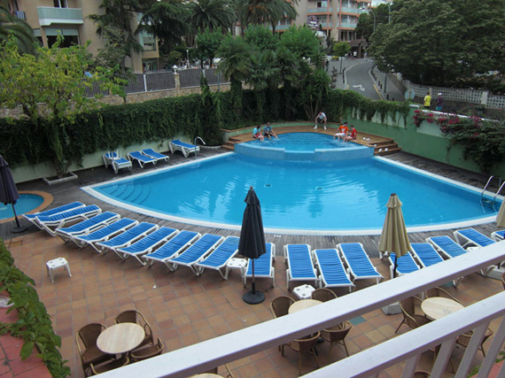 Acapulco 4*, Kosta Brava. Ispanijoje