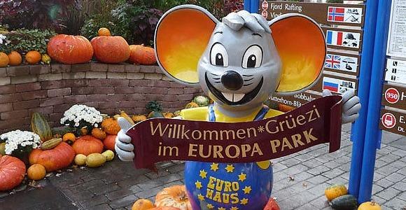 Europos atrakcionų parkas
