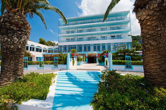 Belair Beach Hotel 4*, Rode