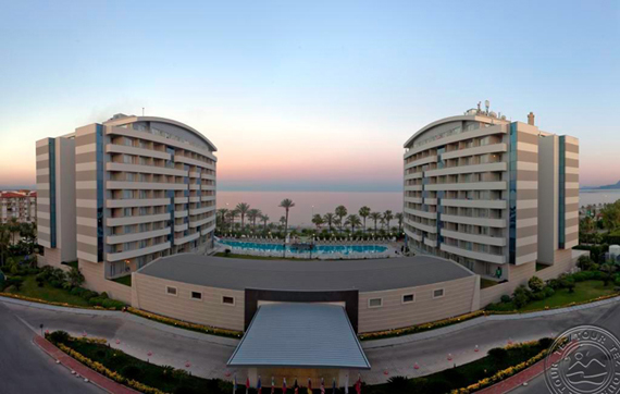 Porto Bello Hotel Resort & SPA 5* viešbutis Turkijoje