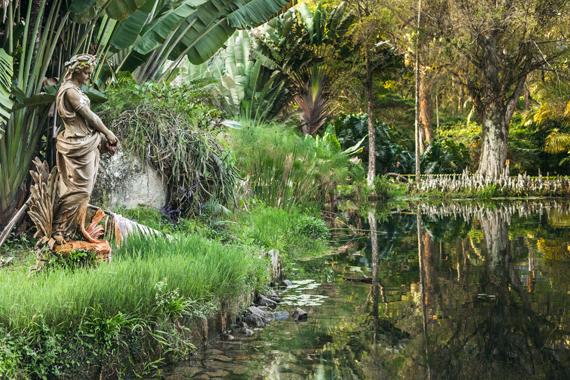Jardim botanikos sodas Rio de Žaneire