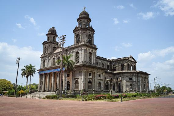 Managvos katedra