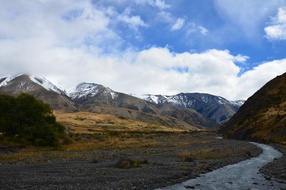 Molesworth kelias Naujoje Zelandijoje