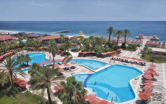 Akka Alina Hotel 5*, Turkijoje