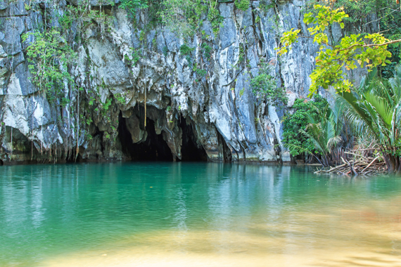 Puerto Princesa požeminė upė, Filipinai