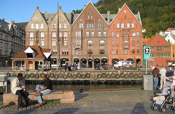 Bergenas: