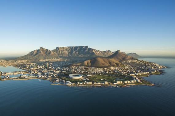 Stalo kalnas, Pietų Afrika
