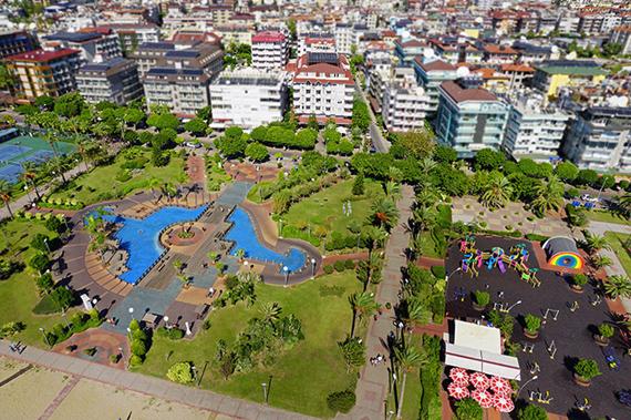 Kahya 4*, Turkijoje