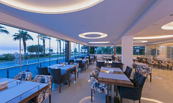 Kleopatra Life 4* viešbutis Alanijoje, Turkijoje