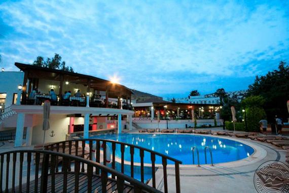 Golden Beach 4* viešbutis Turkijoje