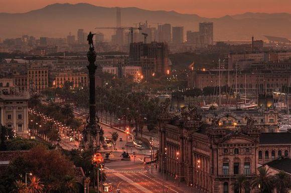 Barselona.